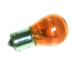 2 AMPOULES ORANGE CLIGNOTANT 900 TDM 12 VOLTS 10W