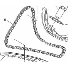 TENDEUR DE CHAINE DISTRIBUTION MT 09 TRACER