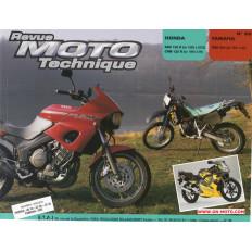 REVUE TECHNIQUE MOTO 850 TDM 3VD