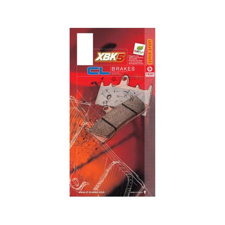PLAQUETTES FREIN AVANT FJR 1300 2006-2012 1175 XBK5