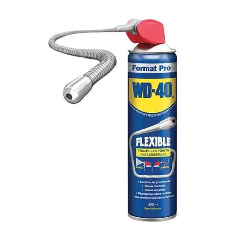 WD40 AEROSOL DE 600 ml SYSTEME PRO FLEXIBLE