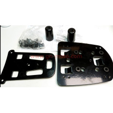 SUPPORT TOP CASE MOTO GUZZI V9 BOBBER 2H001466500NI