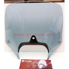 BULLE PIAGGIO BEVERLY BLEUE SANS FIXATIONS