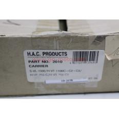 PLATINE PORTE PAQUET H.A.C. VL 1500, VT 1100C VF750C VT750C2