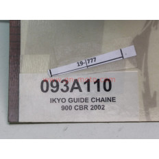 CACHE CHAINE IKYO 900 CBR 2002