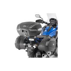 SUPPORT POUR VALISE LATERALE GIVI PLX1146 GIVI MONOKEY Honda Integra NC 750 X et NC 750 S 2016 A 2019