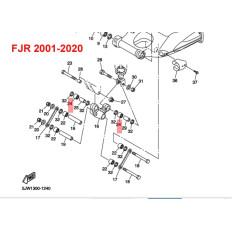 ROULEMENT BASCULEUR 1300 FJR 2001-2020