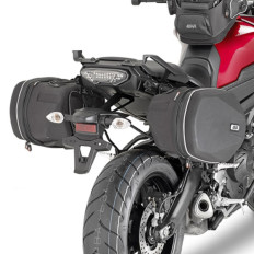 SUPPORT VALISES LATERALES GIVI TREKKER OUTBACK MONOKEY CAM-SIDE MT09 TRACER
