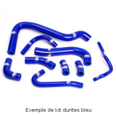 KIT DE 8 DURITES ROUGES SAMCO MT09 TRACER