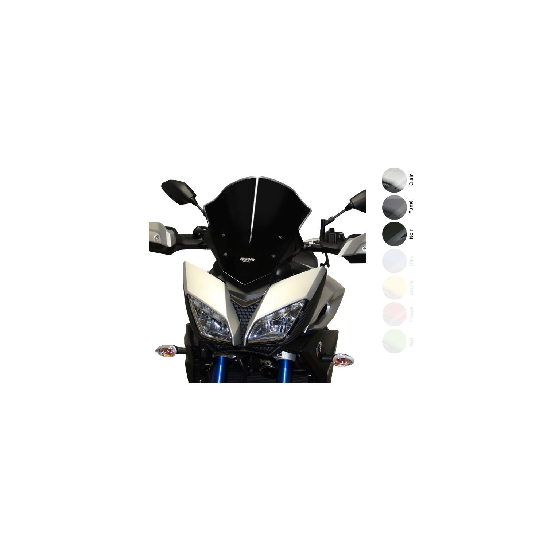 bulle racing noire mt 09 tracer. Black Bedroom Furniture Sets. Home Design Ideas